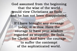 [No. 8] In the Words of Justice Antonin Scalia…