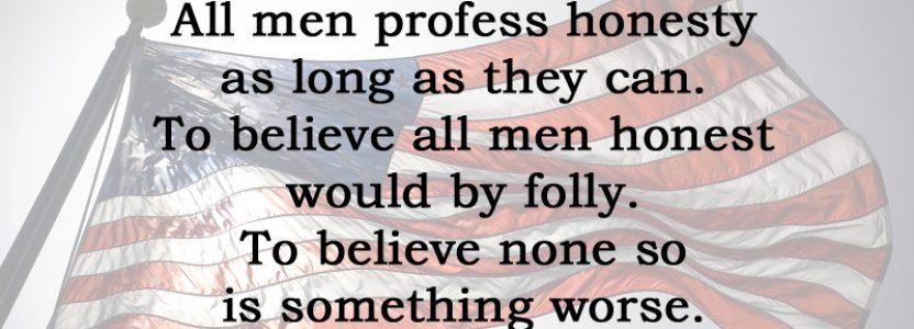 [No. 10] In the Words of John Quincy Adams…