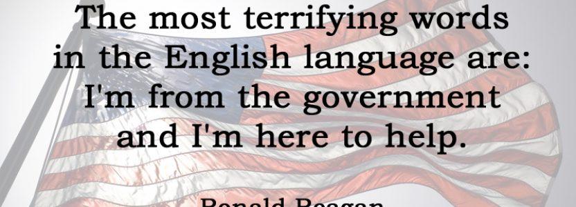 [No.25] Ronald Reagan on Terrifying Words