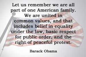 [No.31] Barack Obama on Common Values