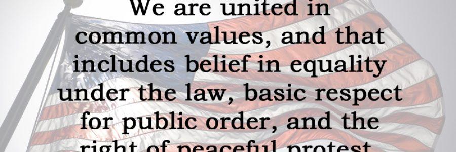 [No.31] Barack Obama on Common Values