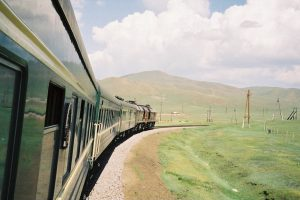 Who Built the Railroads?: The Laborers on the Trans-Siberian Railway