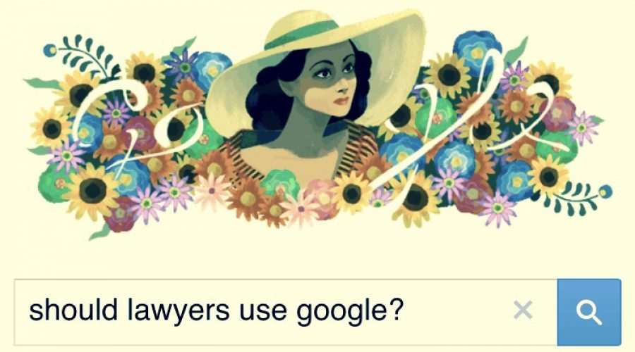 Should Lawyers Use Google for Legal Research?