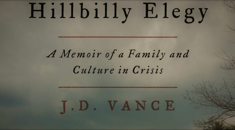 "Book Review: J.D. Vance's ""Hillbilly Elegy"""
