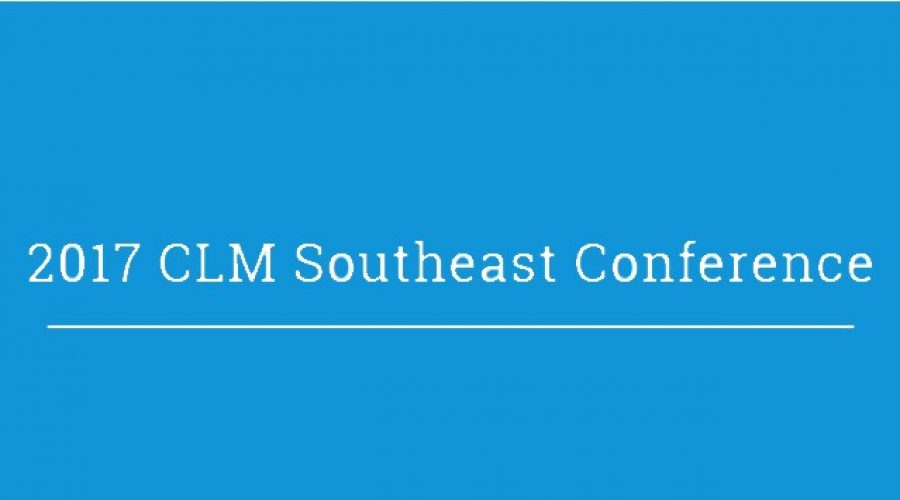 What's on the Minds of Insurance Carriers? (CLM Southeast 2017)