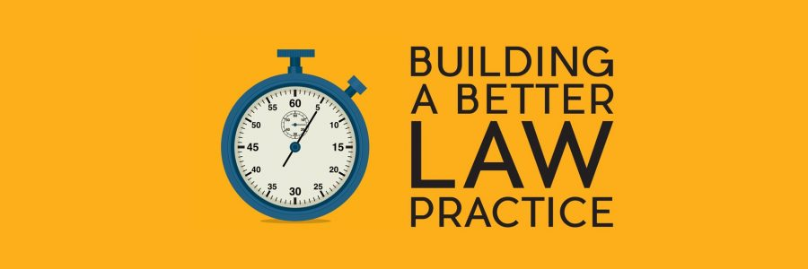 Happy Anniversary to Building a Better Law Practice